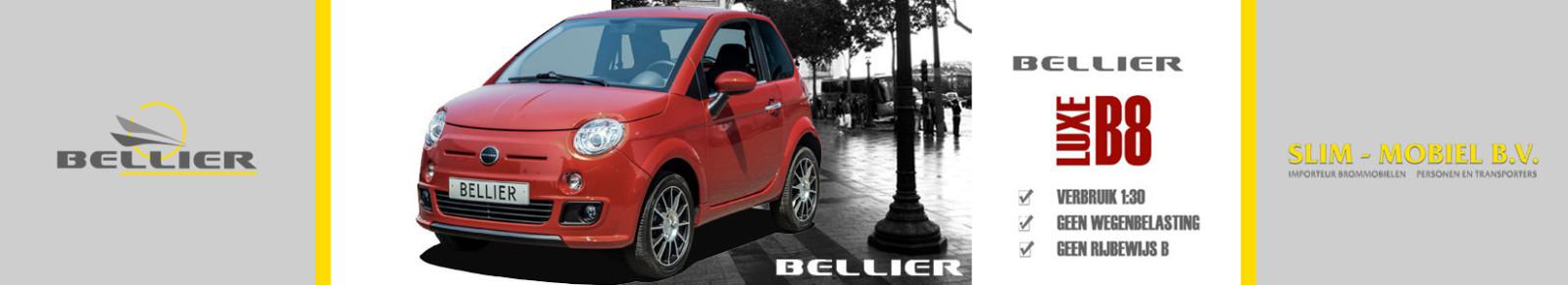 Bellier B8 Luxe