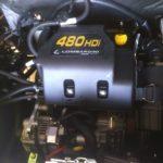 Limbardini 480 HDI motor