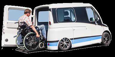 Kimsi rolstoel